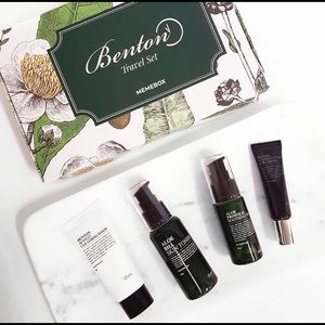 Memebox Benton Limited Edition Skincare Travel Set
